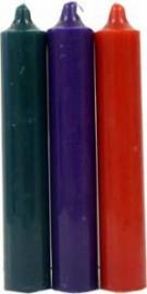 Jumbo Pillar 9in x 1.5in