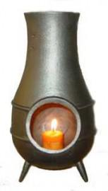 Cast Iron Mini-Fireplace