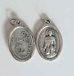Religious Medal St. Peregrine