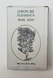 Jabon de Mexico / ALBAHACA-Basil soap