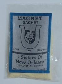 7 Sisters Of New Orleans Sachet Powder / Magnet