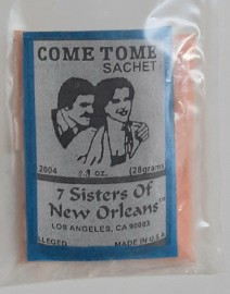 7 Sisters Of New Orleans Sachet Powder / Come to Me