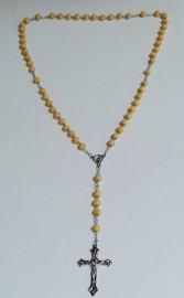 Birth Flowers Rosary/ November-Chrysanthemum