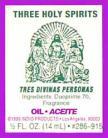 THREE HOLY SPIRITS