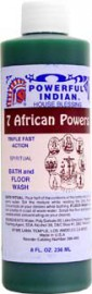 7 AFRICAN POWERS