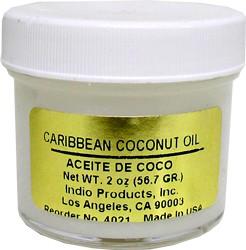 CARRIBEAN COCONUT OIL