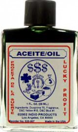LUCKY PROFIT PSYCHIC OIL