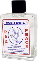 PEACE PSYCHIC OIL