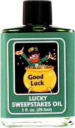 LUCKY SWEEPSTAKES OIL