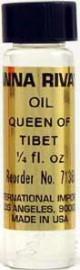 QUEEN OF TIBET Anna Riva Oil qtr oz