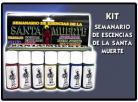 SEMANARIO DE ESENCIAS DE LA SANTISIMA MUERTE (spanish only)