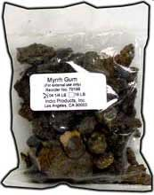 Myrrh Lumps/Mirra Goma 0.75 oz (21g)
