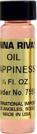 HAPPINESS Anna Riva Oil qtr oz