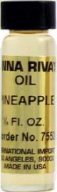PINEAPPLE Anna Riva Oil qtr oz