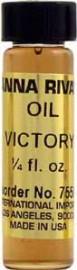 VICTORY Anna Riva Oil qtr oz