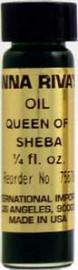 QUEEN OF SHEBA Anna Riva Oil qtr oz