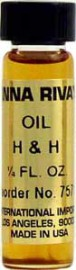 H and H Anna Riva Oil qtr oz