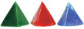 Win Court Cases Scented Pyramid Candle