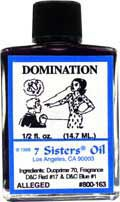 DOMINATION 7 Sisters Oil