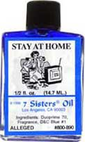 STAY AT HOME 7 Sisters Oil