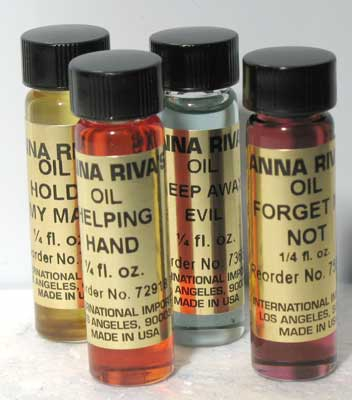 Anna Riva Cermonial Anointing Oil
