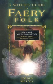 Witches Guide to Faery Folk  by Edain McCoy