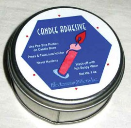 Candle Holder Adhesive