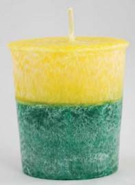 Palm Oil Votive Candle
