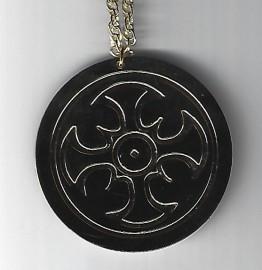 Celtic Cross Brass