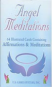 Angel Meditation Cards by Cafe/ Innecco