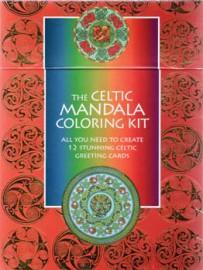 Celtic Mandala Coloring Kit
