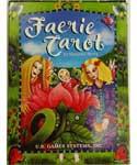 Faerie Tarot by Nathalie Hertz