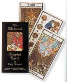 Medieval Scapini Tarot  by Scapini, Luigi
