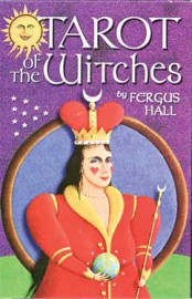 Tarot of Witches  by Hall, Fergus