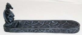 Gothic Dragon Incense Holder