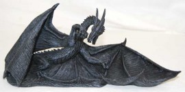 Dragon`s Wing Incense Holder