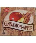 Cinnamon-Apple HEM cone 10 pack