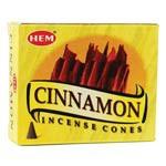 Cinnamon HEM cone 10 pack