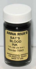 Bats Blood Ink (1 oz)