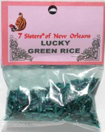 Green Rice  (1oz)